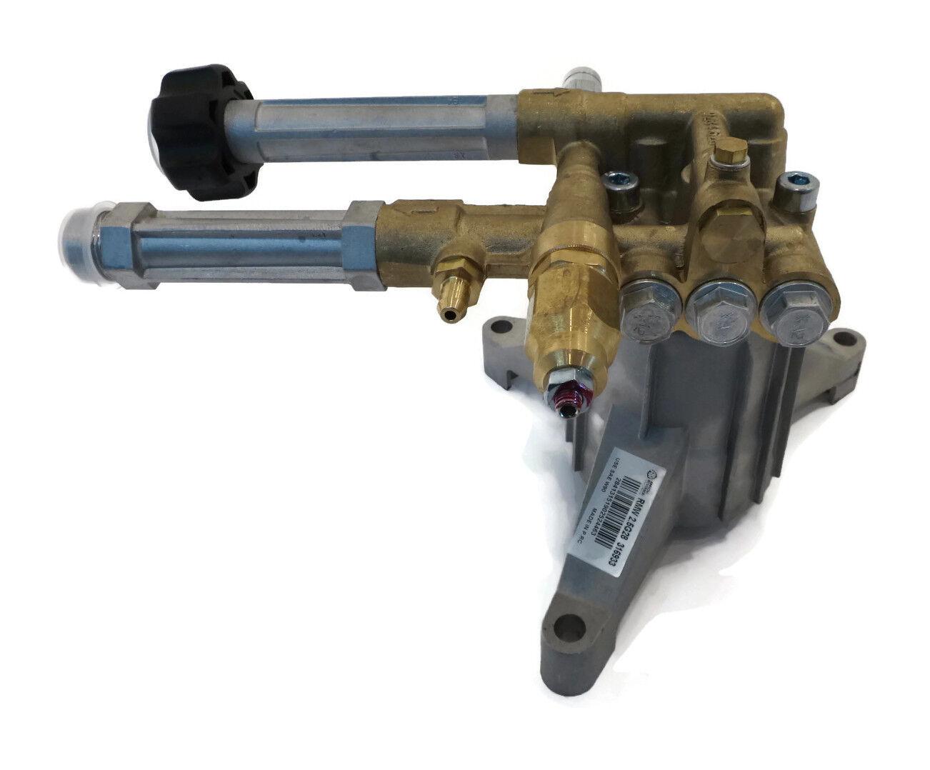 2800 psi POWER PRESSURE WASHER WATER PUMP  Brute  020359-0  020375-0