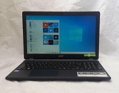 Acer Aspire ES1-531 Notebook Quad Core Pentium N3700 1.6Ghz 15.6 in LED 8GB RAM