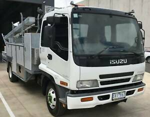 2003 ISUZU FRR550 Derrimut Brimbank Area Preview
