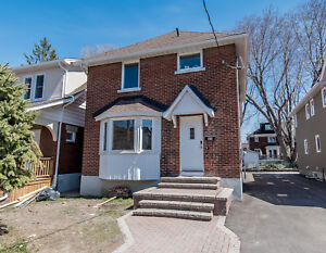 May 1st - 5 Bedroom House - Sandy Hill/Downtown - All Inclusive