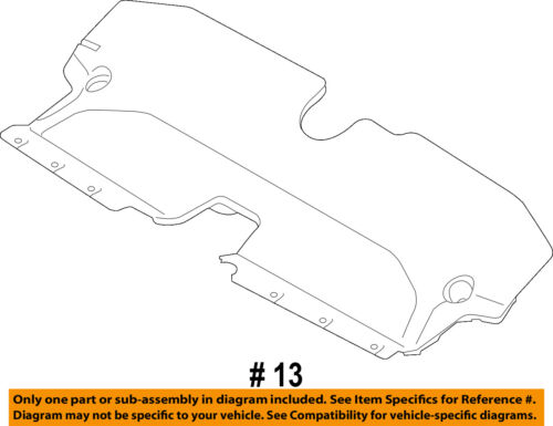 Genuine Infiniti Duct Assembly 165544GA0A