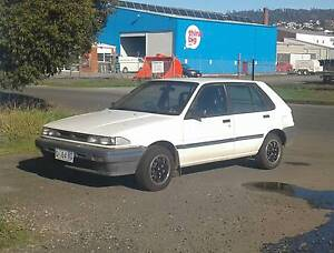 1991 Nissan Pulsar for Parts or Restoration Invermay Launceston Area Preview