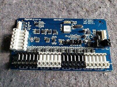 Kantech Kt-mod-inp16 Sixteen Zone Input Expansion Module For Kt-400 Controler