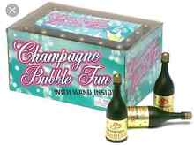 Party Novelty Champagne Bubble Favor Newcastle East Newcastle Area Preview