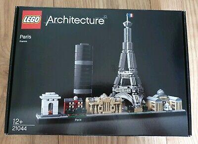 LEGO Architecture Paris 21044 - Brand New & Sealed