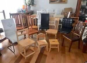 Brand new assorted dining chairs $10-$79 each Bonner Gungahlin Area Preview