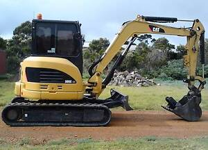 CATERPILLAR 305CCR EXCAVATOR Albany Albany Area Preview