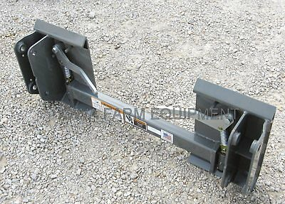 Fordnew Hollandcase Ih Skid Steer Adapter 100tl110tl710671087308l130