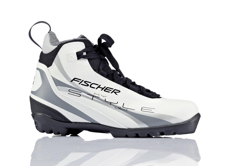 Fischer My Style Sport Damen Langlaufschuhe Skischuhe Skistiefel für NNN-Bindung