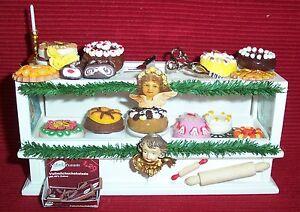 weihnachtliche weisse kuchen theke ein traum leckerem. Black Bedroom Furniture Sets. Home Design Ideas