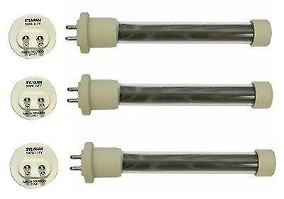 EdenPURE GEN 4 & USA1000 Bulb Kit set 3 Sylvania Heating Elements NEW # US001