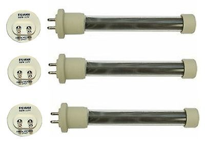 EdenPURE USA1000 & GEN4 Set of 3 - Sylvania 500W OEM Heating Elements US001-NEW