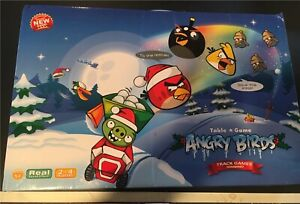 Angry Birds édition Noël, jeu de table.