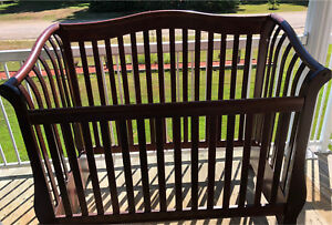 Baby Crib/Toddler Bed for sale 75...obo