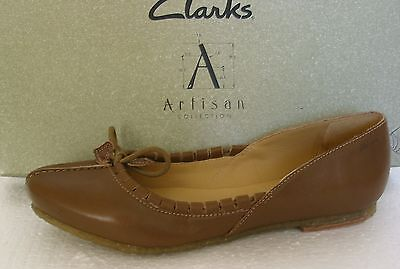 Clarks Originals Crystal Edge Leather Shoes Various Sizes