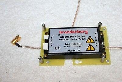 Brandenburg Model 4479 Photomultiplier Module 4479-210-02
