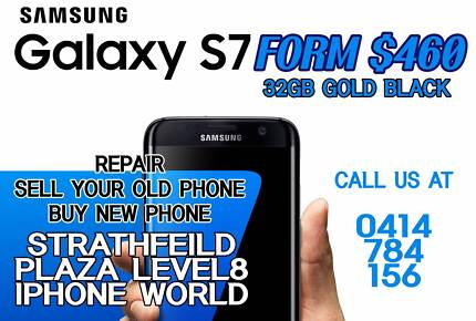 @ Galaxy S7 32GB / 64GB Used Excellent condition From $450