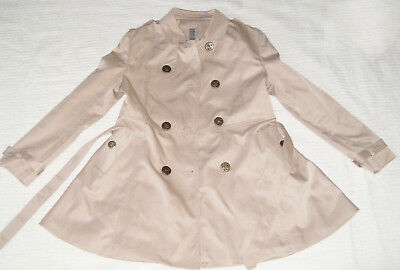 Trench coat - Size: Kids 11- 12 years old  - new
