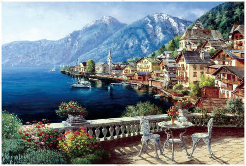 2020 Seascape Educational 1000 Piece Jigsaw Puzzles  Adults Kids Puzzle Toy