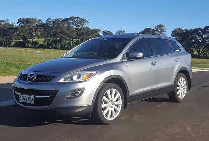 2010 MAZDA CX-9 LUXURY SUV // 7 SEATS!  // 6SP SPORTS AUTO // AWD