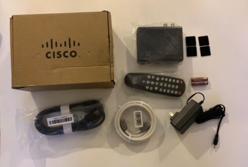 Cisco HD Digital Transport Adapter DTA 271HD Cable Box HDMI New Sealed Items