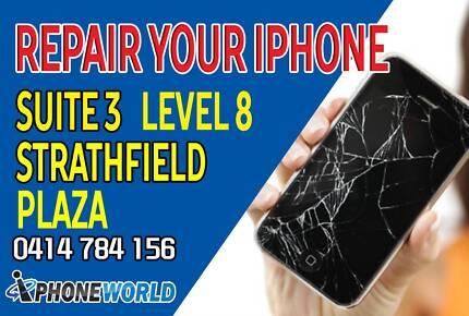 BEST iPHONE REPAIR in Sydney (only iPhone repair) Strathfield@