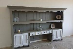 French Country Display Shelving Bookcase Kitchen Storage North Lakes Pine Rivers Area Preview