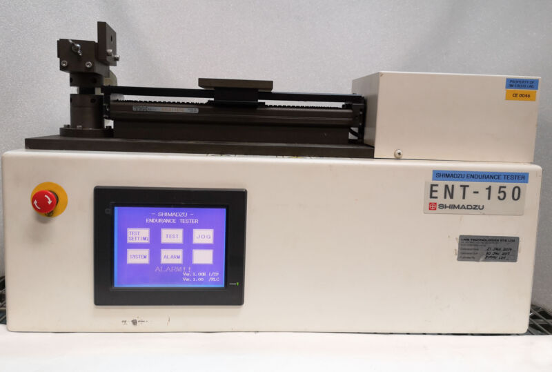 12771 Shimadzu Endurance Tester Type 1 Ent-150