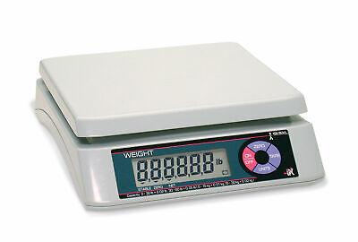 Rice Lake 75458 Ishida Ipc 60lb Single Display Portable Bench Scale