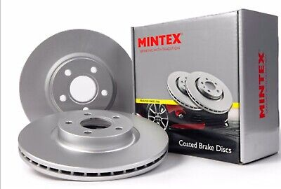 Fits Mercedes E-Class C207 E 220 CDI Comline Rear Solid Brake Discs /& Pad Kit