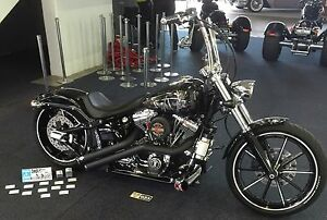 Harley Davidson softail breakout Canning Vale Canning Area Preview