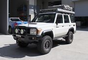 Toyota LandCruiser Tourer 2008 Cammeray North Sydney Area Preview