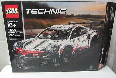 LEGO Technic Porsche 911 RSR 42096 *open box*