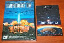 """NEW DVD & 2 Tickets """"INDEPENDENCE DAY Resurgence"""" MOVIE Hillarys Joondalup Area Preview"""