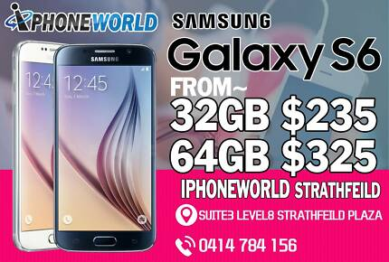 Samsung Galaxy S6  64GB Used Good Condition  ##