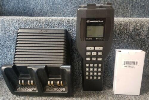 KVL3000 Motorola Encryption Keyloader KVL 3000 ASN DES ASTRO25 DES-OFB DES-XL