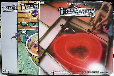 3 VINYL RECORD ALBUM SOUL FUNK LP THE TRAMMPS BEST OF MIXIN' IT UP SLIPPING