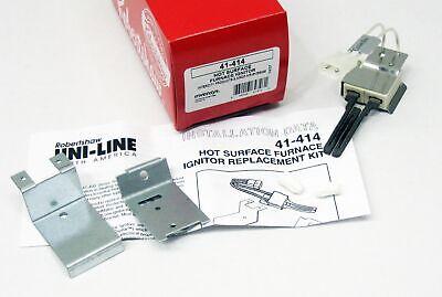 Robertshaw 41-414 Furnace Igniter For 1096048 Arcoair Heil Comfortmaker Tempstar