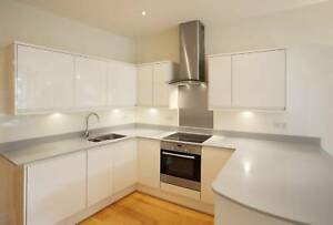 Kitchen cabinets painting in high quality Polyurethane ...