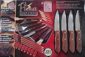 Stainless Steel BBQ Tool set Near Parramatta Greystanes Parramatta Area Preview