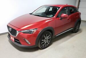2016 Mazda CX-3 GT - Just arrived!