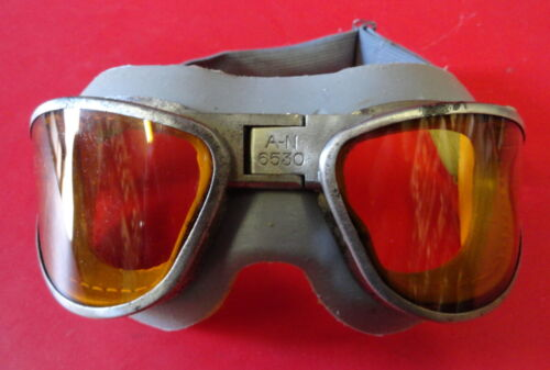 AN-6530 FLYING GOGGLES- AMERICAN OPTICAL COMPANY