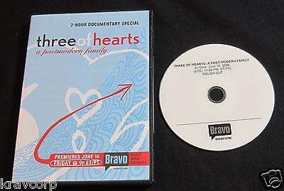 Three Of Hearts  Bravo Tv Special  2006 Promo Dvd