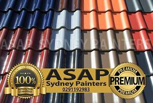 AFFORDABLE ROOF PAINTING , ROOF PRESSURE CLEANING , ROOF REPAIRS Penrith Penrith Area Preview