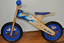 Wooden Netti Balance Bike Northbridge Willoughby Area Preview