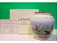 LENOX Disney EEYORE/'S BIRTHDAY BASH sculpture NEW in BOX withCOA Winnie the Pooh