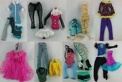 Monster High Fashion Shop 1 - Basic Outfits Mode Wechselkleidung Frankie (Monster High Outfits)