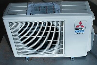 Mitsubishi SUZ-KA12NA Mr Slim R410A Air Condition Mini Split Heat Pump Condenser