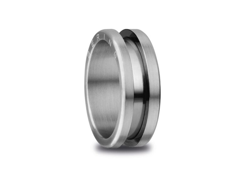Bering+Arctic+Symphony+Brushed+Silver+Ring+520-11-103