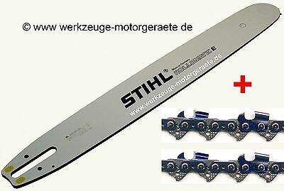 1x Kette Voll Stihl Führungsschiene 3003 000 5231 63cm 1,6 3//8